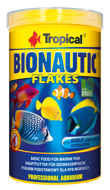Tropical bionautic 500ml nourriture granul e multi for Boutique aquariophilie
