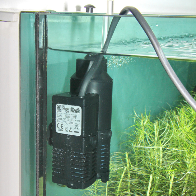 Jbl procristal i30 mini filtre interne pour nano aquarium for Filtre interieur aquarium