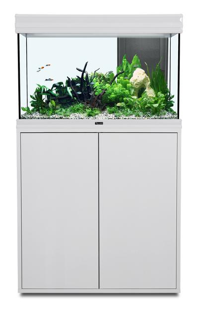 meuble aquarium blanc laque uccdesign