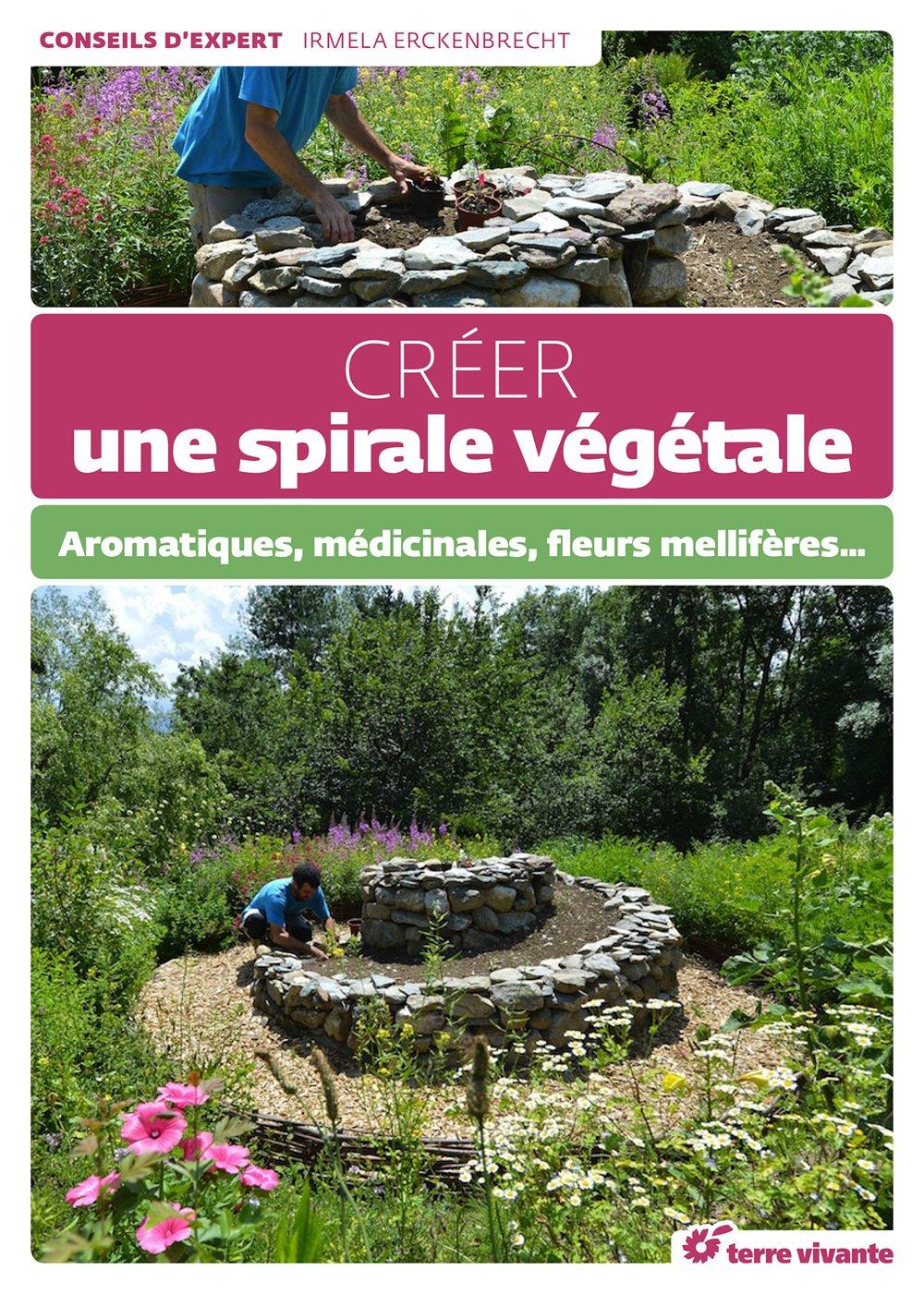 Créez une spirale végétale
