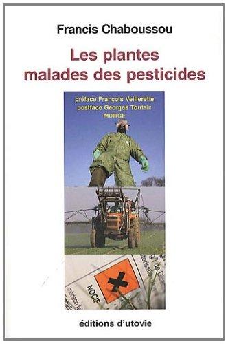Les plantes malades des pesticides