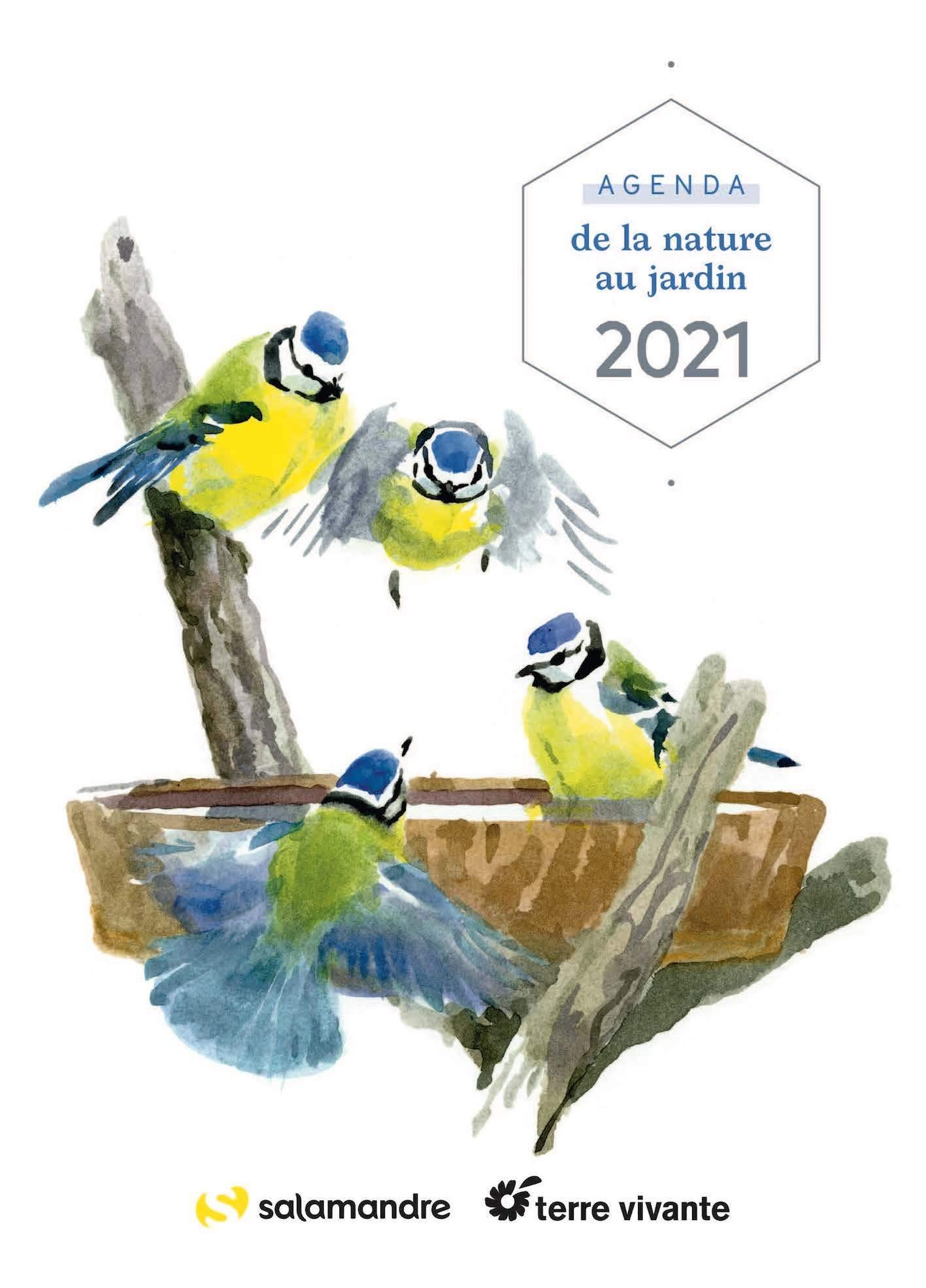 Agenda 2021 de la nature au jardin
