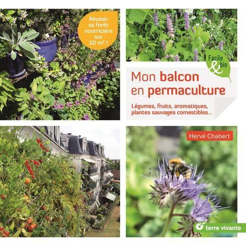 Mon balcon en permaculture