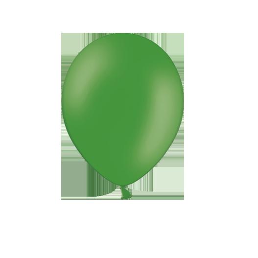 10 ballons Vert - 30 cm