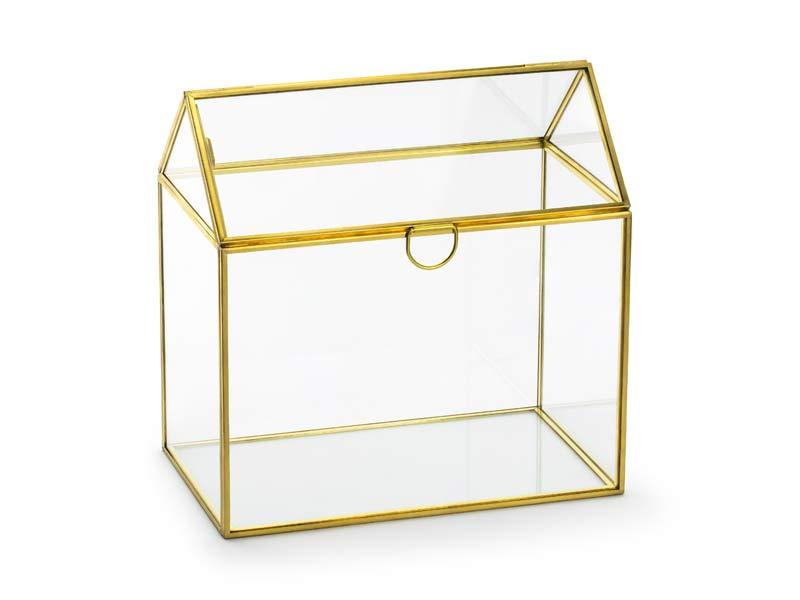 Urne en verre Transparente