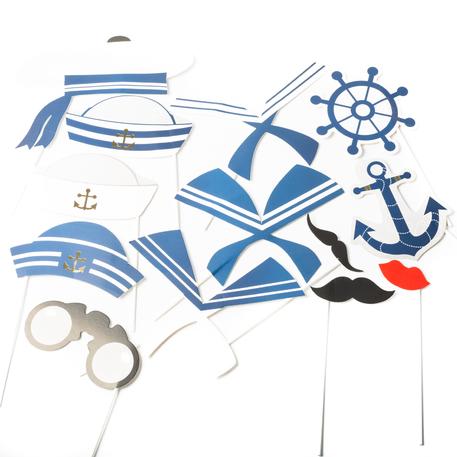 Kit photobooth esprit marin