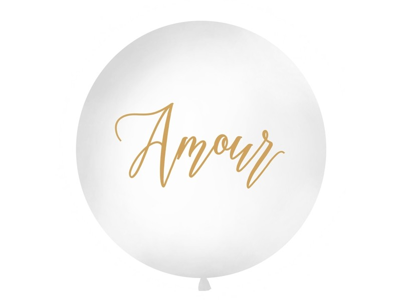Ballon geant Amour