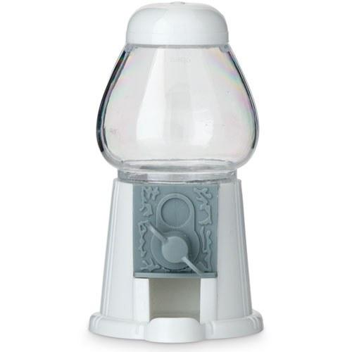 Mini machine à boule de gomme Blanc Vide