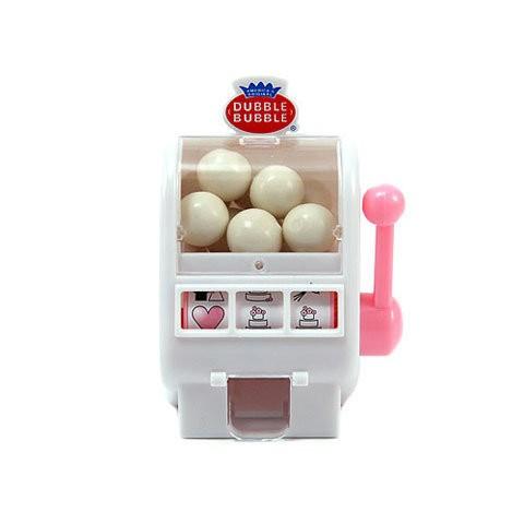 Mini machine à boule de gomme Vegas