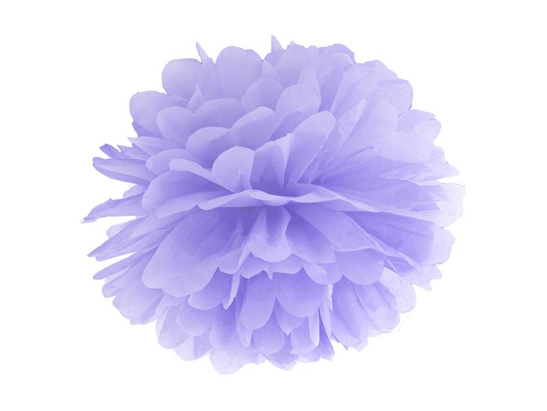 pompon-lilas