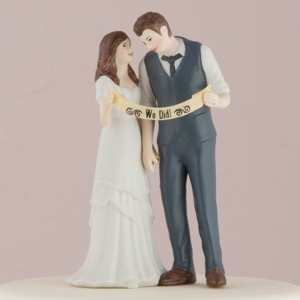 Figurine Couple We did !