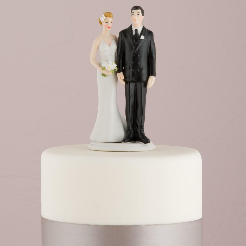 Figurine Mariage Main aux fesses