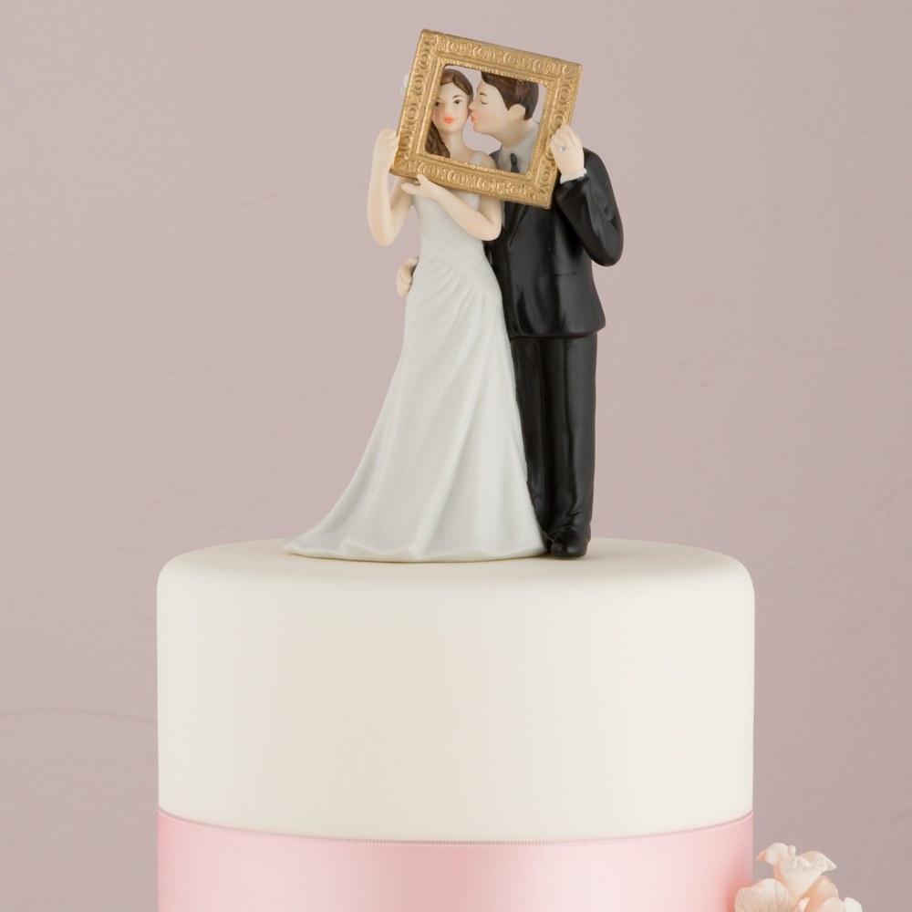 Figurine mariage Jolie Photo