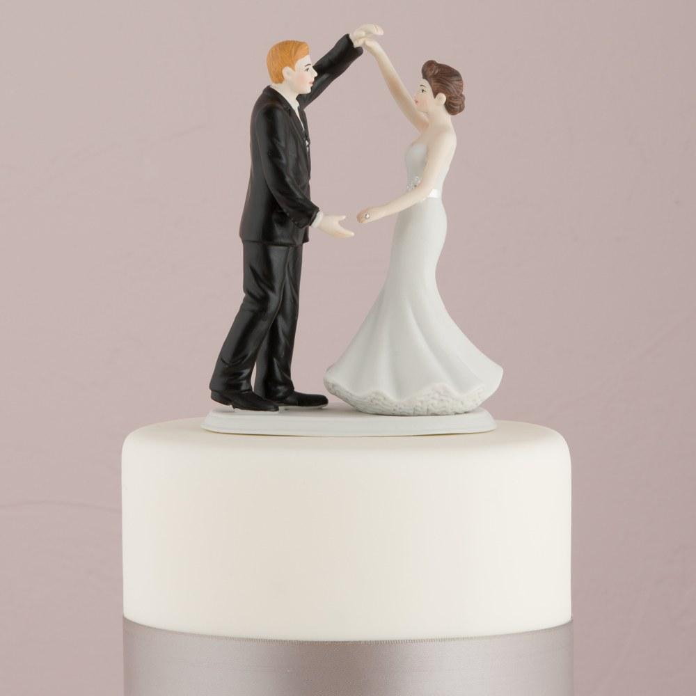 Figurine Couple Ouverture de bal