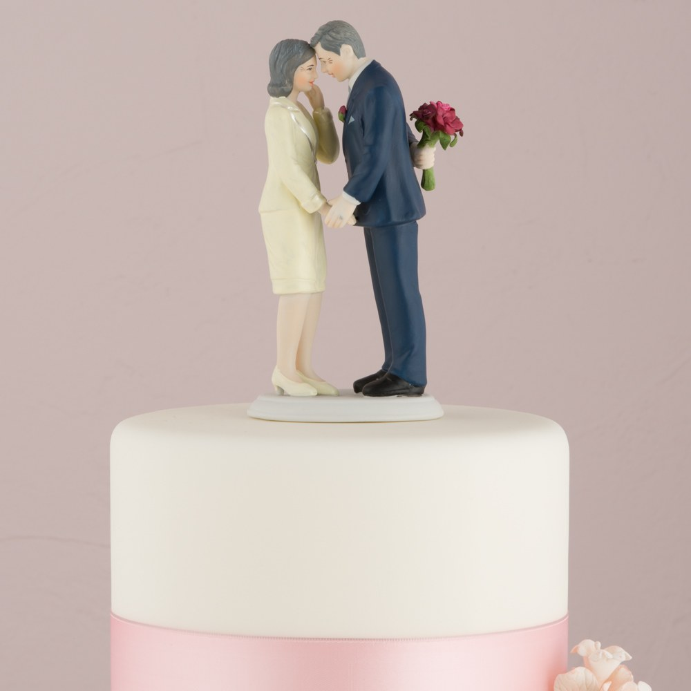 Figurine mariage Noces d\'or