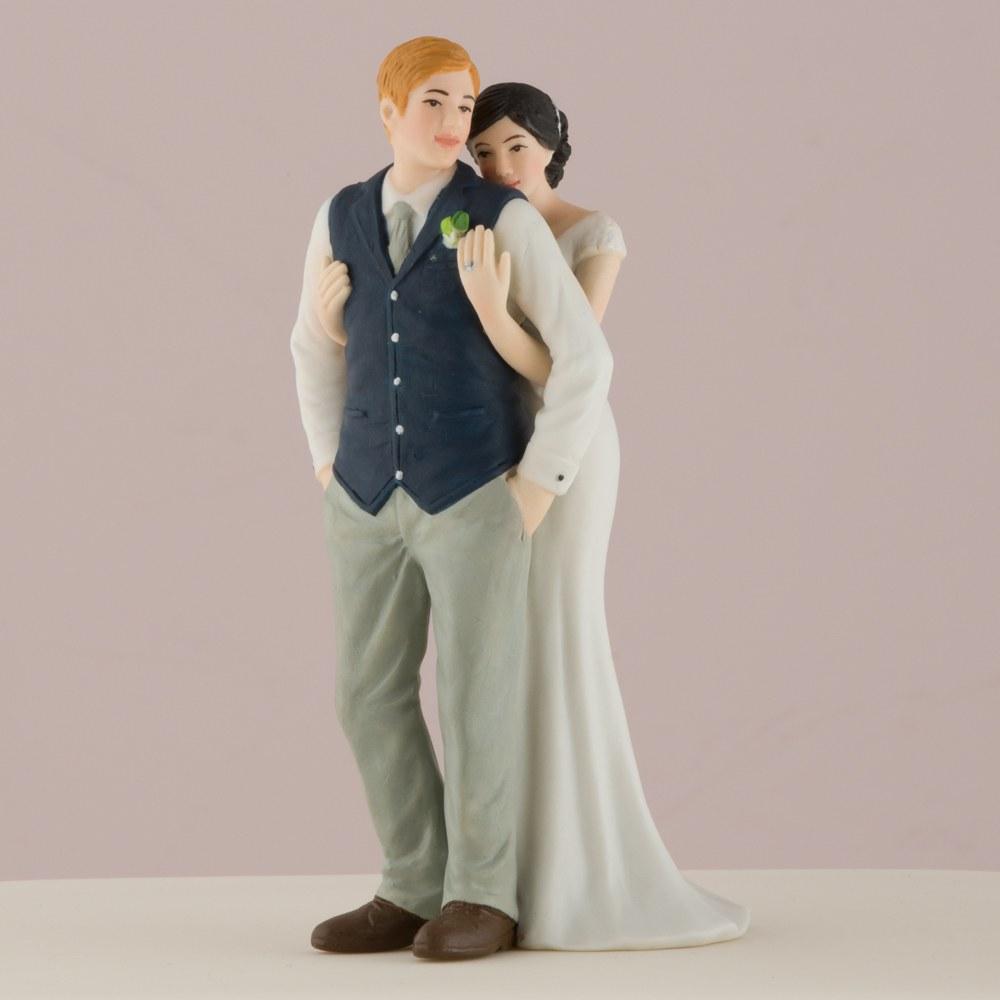 Figurine de mariés sweet love