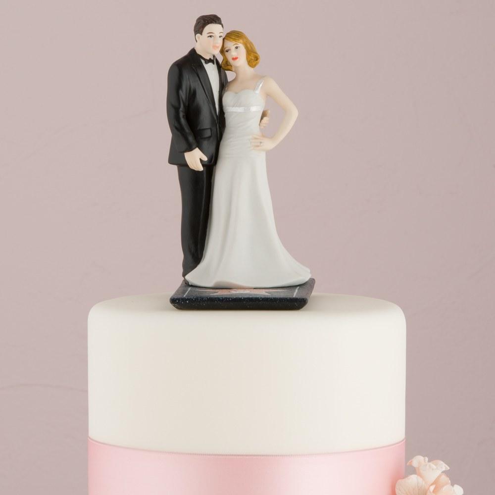 Figurine mariage Stars de Cinéma
