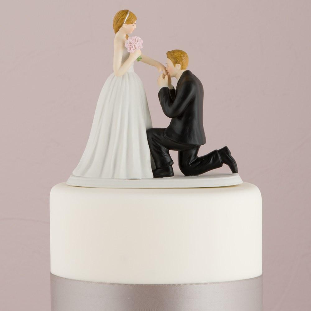 Figurine Demande en Mariage