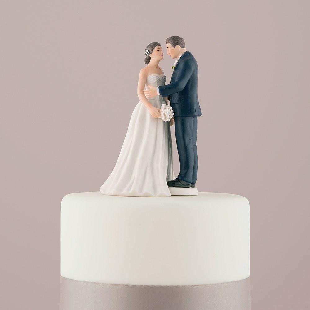 Figurine Le baiser des mariés