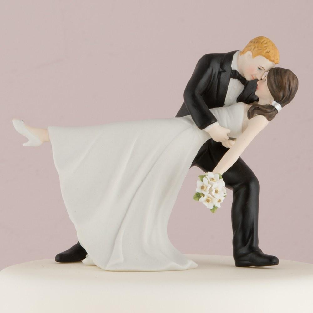 Figurine Mariage Romantique Dancing