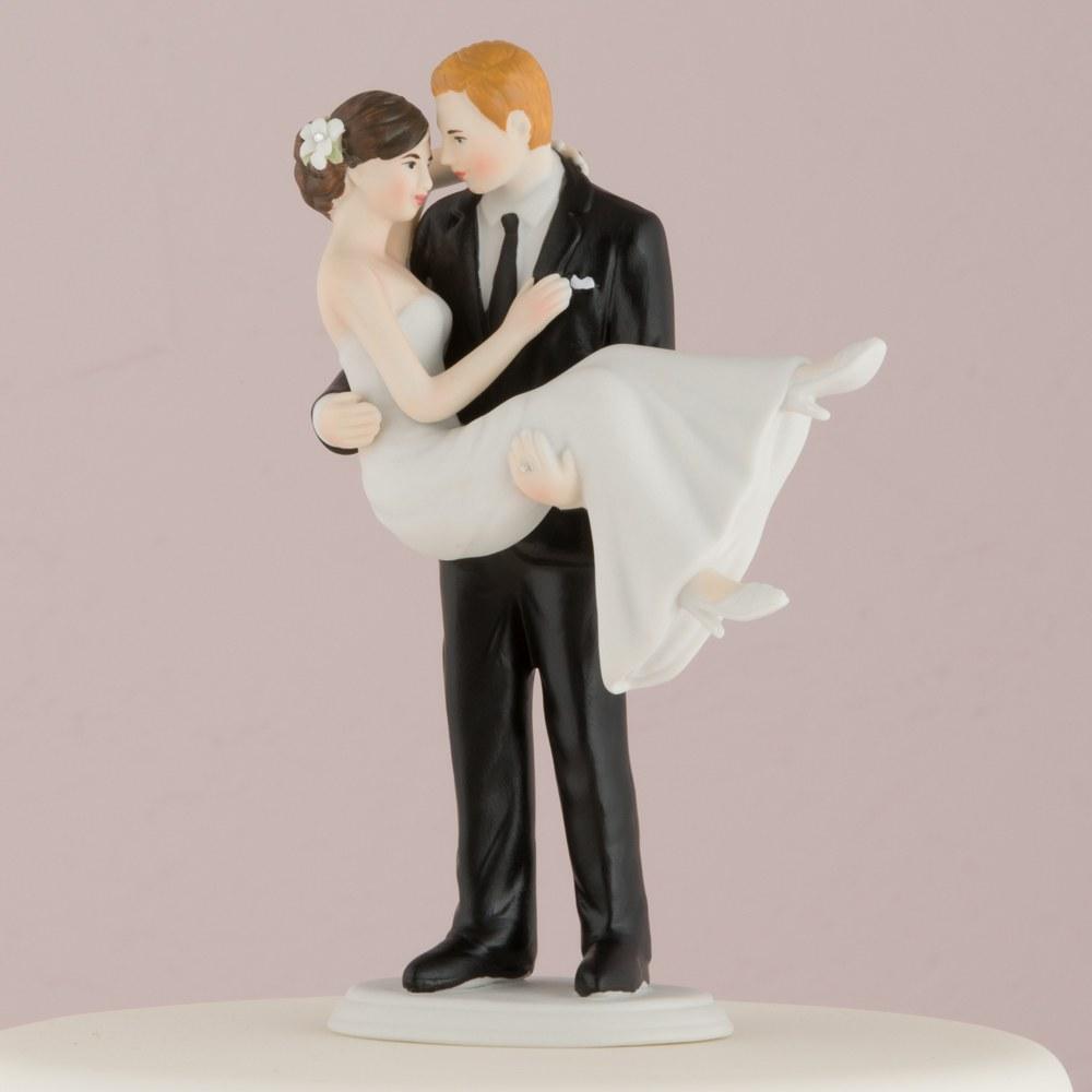 Figurine Mariage Dans Les Bras