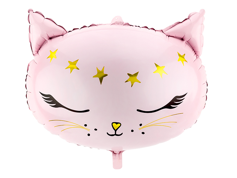 Ballon anniversaire Chat