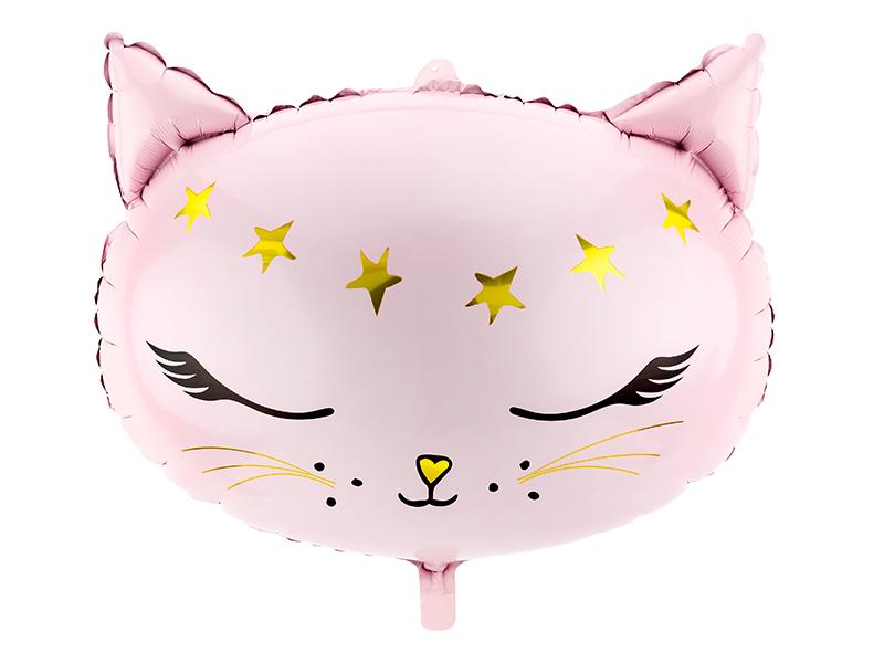 Ballon anniversaire Chat