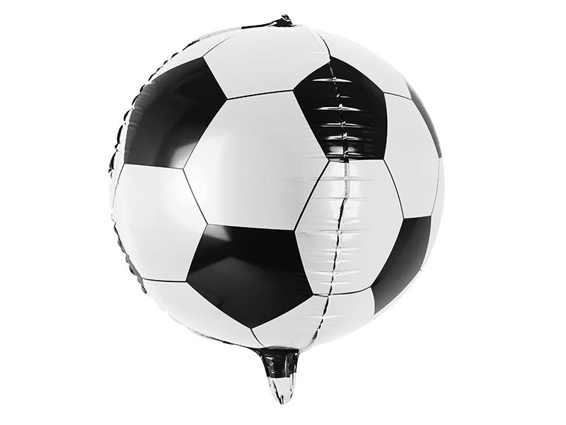 Ballon annniversaire Foot Helium