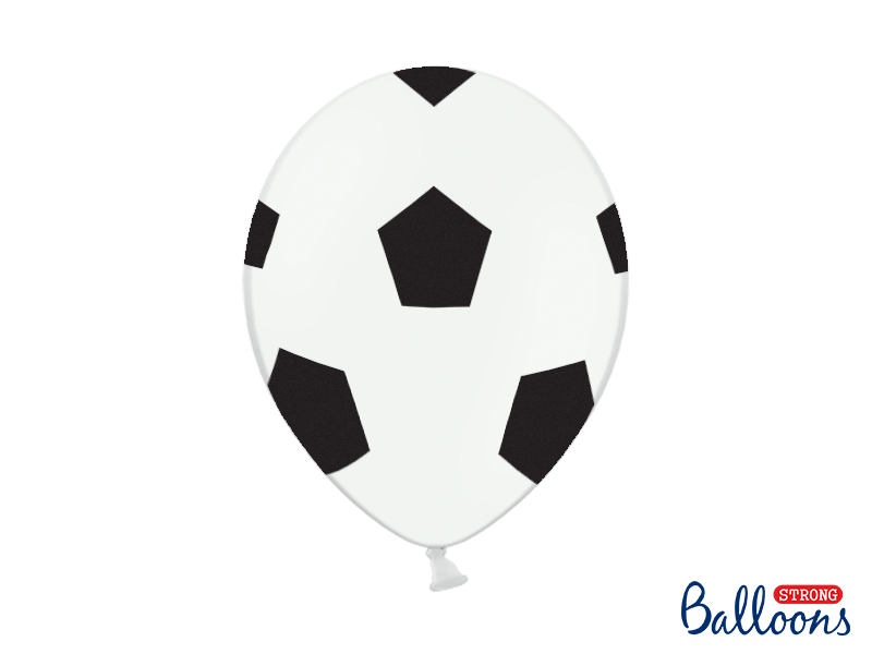 6 ballons Football
