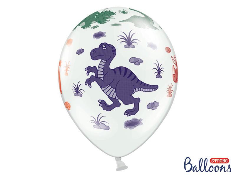 ballon-dinosaure