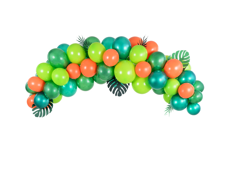 Kit Arche 60 Ballons Tropical