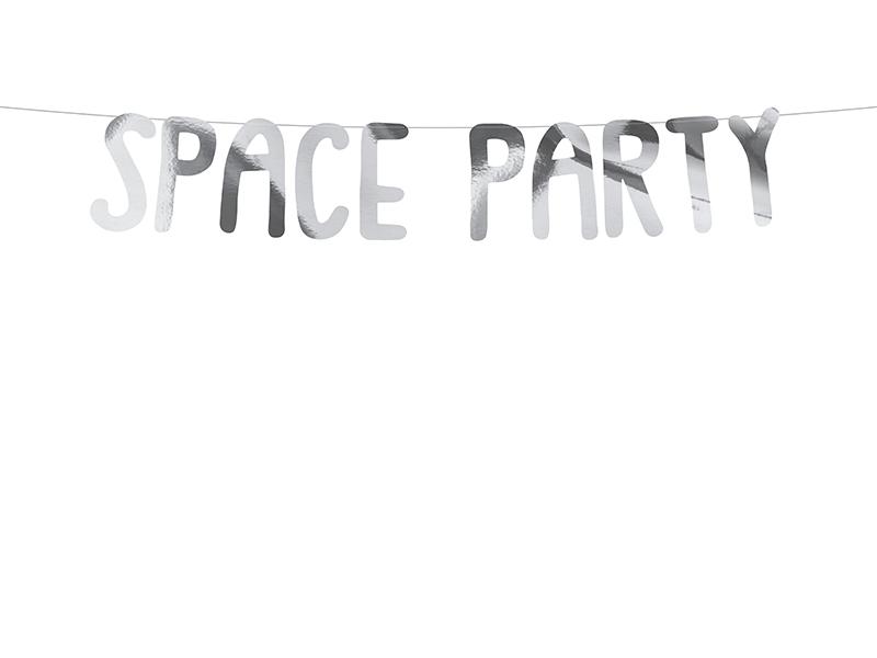 Guirlande Space Party
