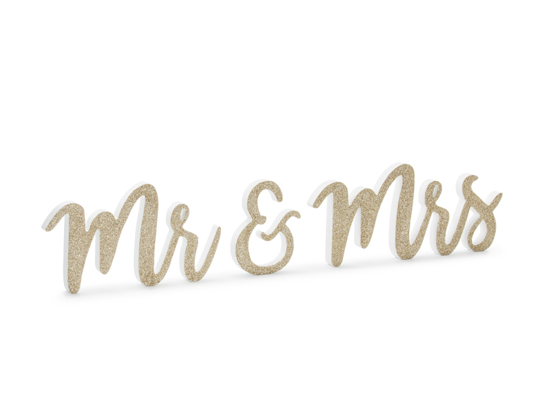 Lettres Mr & Mrs Doré