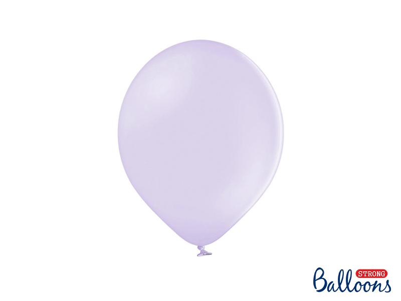 10 ballons Lilas - Pastel - 30 cm
