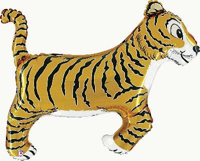 Ballon forme Tigre 104 cm