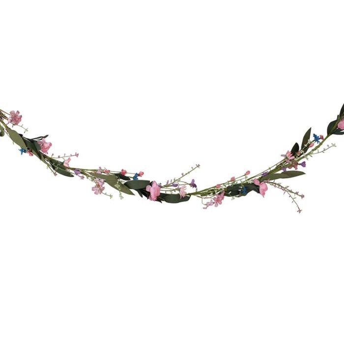 Guirlande Fleurs Artificielles BOHO Floral