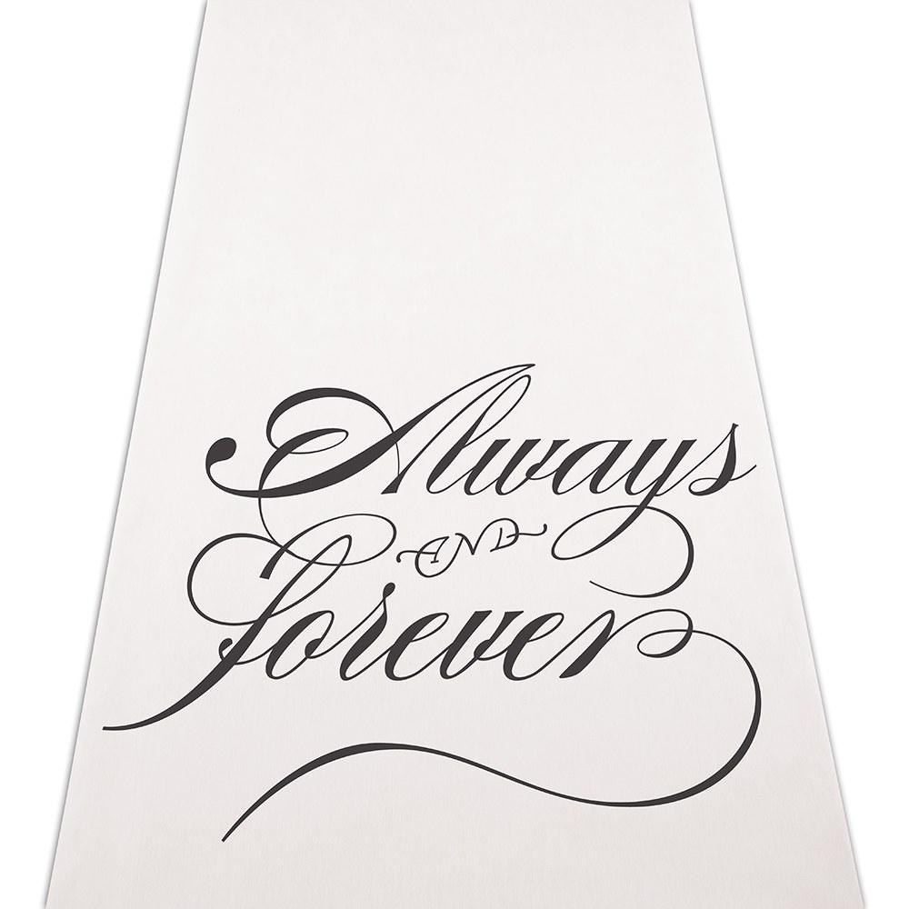Tapis Mariage Always & Forever 23 M
