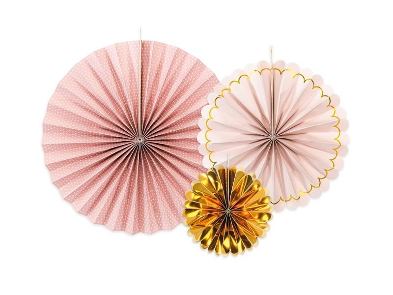 3-rosaces-blancs-rose-bordure-gold