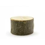 6 rondins bois avec fente