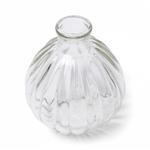 Vase boule retro