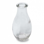Vase forme Goutte verre