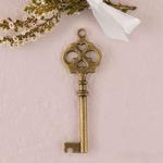 6 clés antiques vintage présentation
