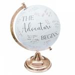 Livre d'or Globe Terrestre
