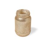 Vase Glitter Pailleté cuivre3