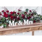 Lettres Mr & Mrs BLANC présentation