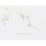 Livre dor blanc branchages dorés3 - Copie