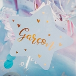 6 deco table Gender reveal party3