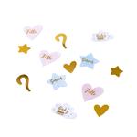 Lot de 100 confettis Fille ou Garçon
