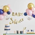 Kit Ballon et Guirlande Baby shower mixte