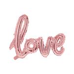 ballon-love-rosegold1